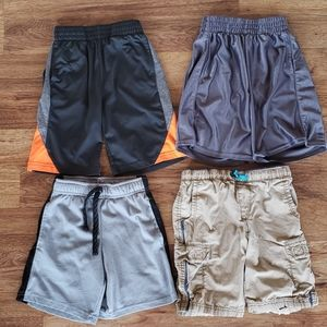 Other - 4 Pairs Boy's Size 5 Athletic Shorts